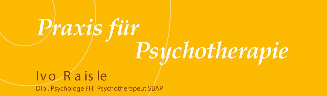 Praxis für Psychotherapie | Ivo Raisle